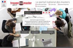 Le portail national des masters